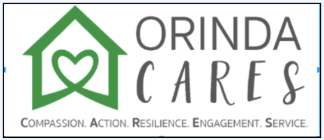 The Orinda Union School District began a district wide movement called  Orinda  Cares . Our First Project  Helping Hands for Houston! Helping Hands for Houston   HHH , is focused on supporting the student victims of Hurricane Harvey. For  more information   #OrindaCares