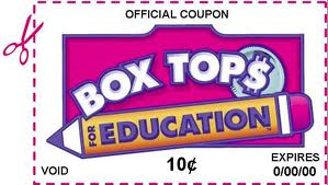 Image result for boxtop for education